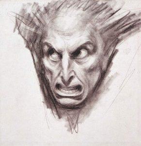 George Romney – The Demon Asmath