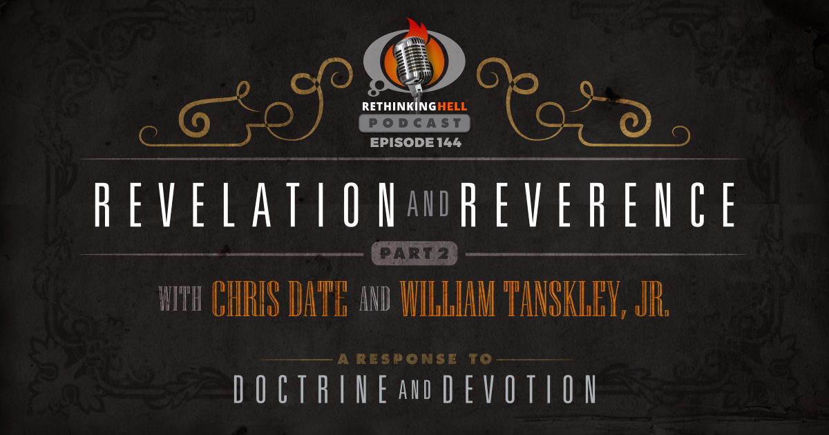 Revelation and Reverence Part 2