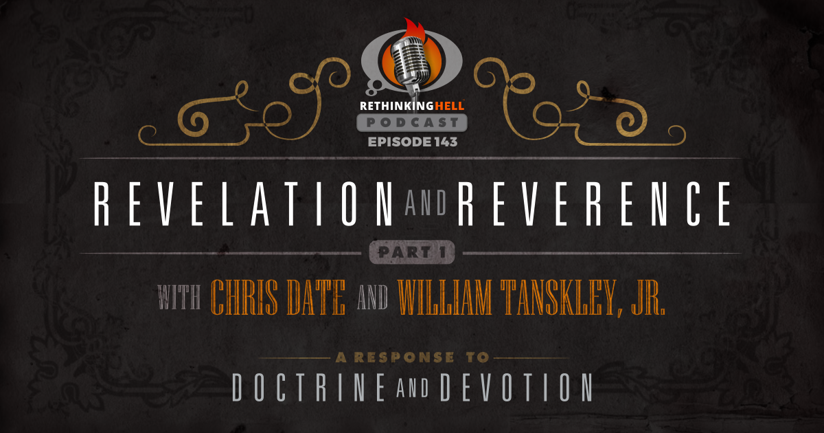Revelation and Reverence Part 1