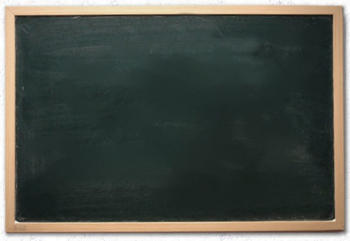 Black(green)board