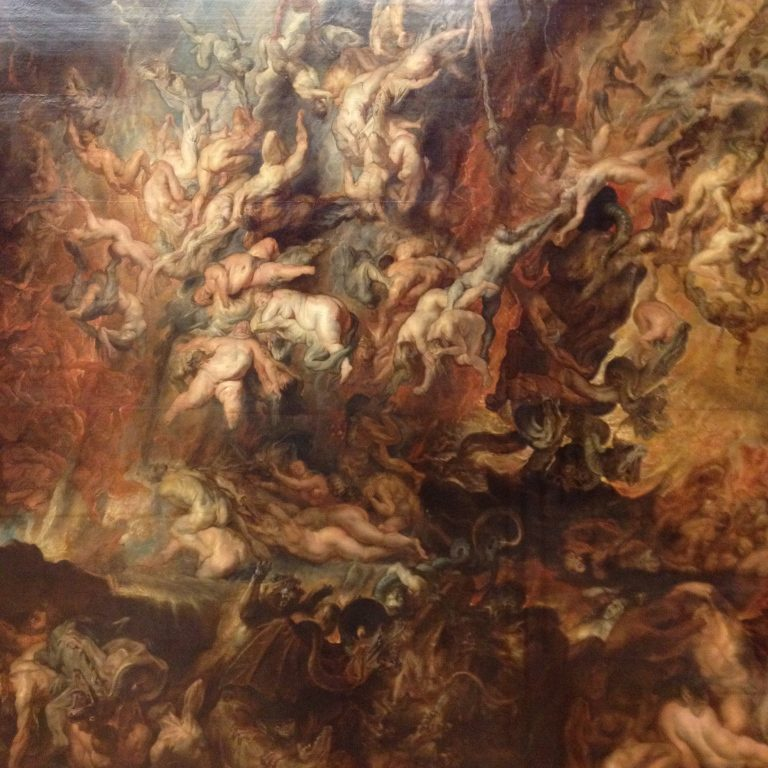 Rubens, Peter Paul - Descent of the Damned Into Hell