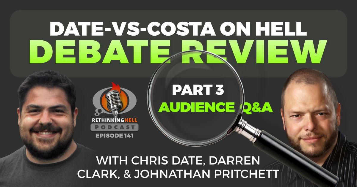 Date vs. Costa on Hell Debate Review