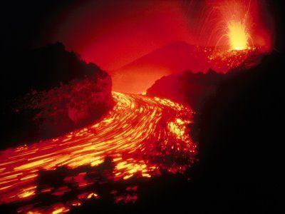 River of Fire (Lava)