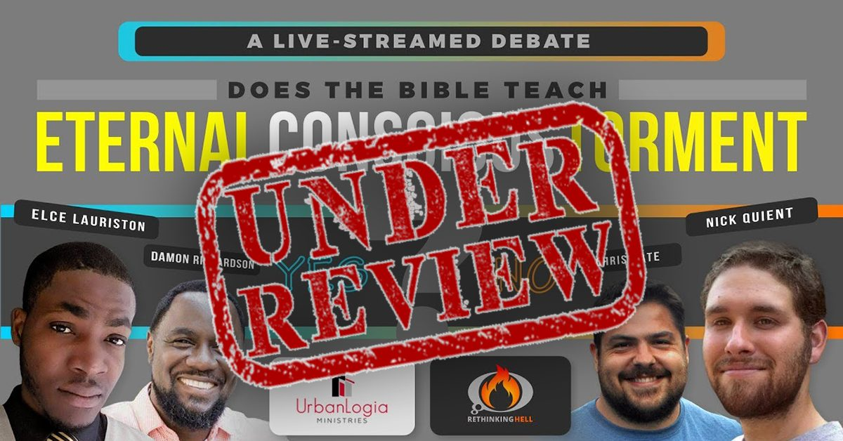 Date and Quient vs. Richardson and Lauriston Debate Review