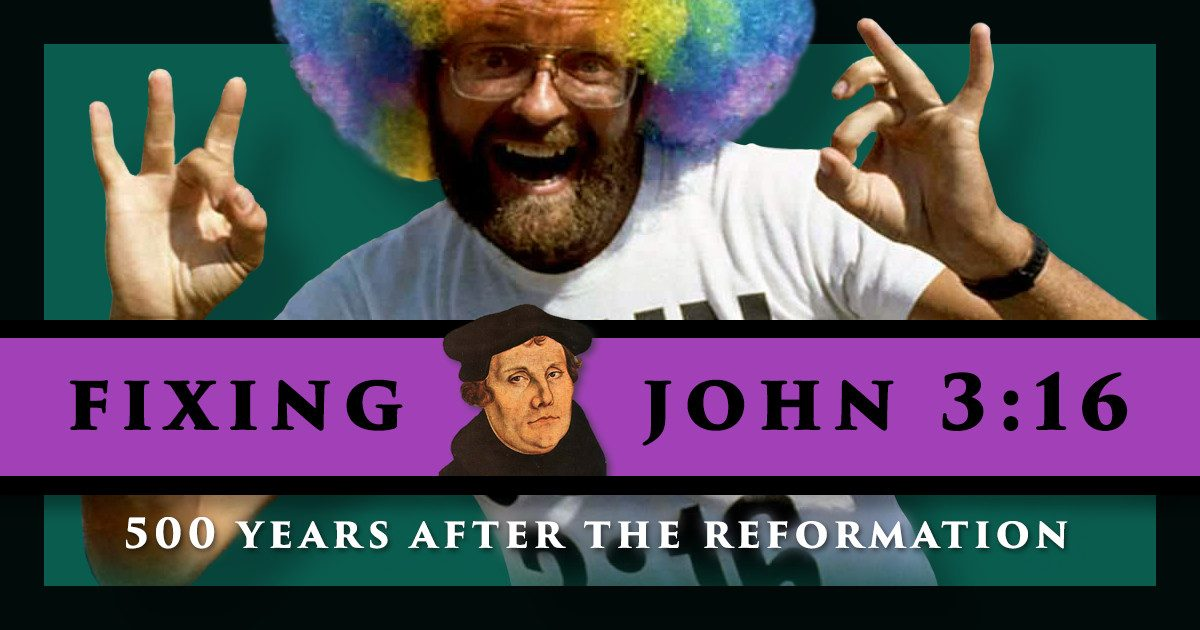 Fixing John 3:16